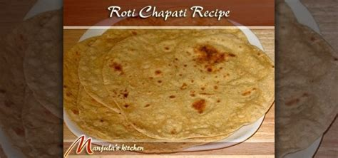 Roti Toast Story how to make indian roti whole wheat flat bread with