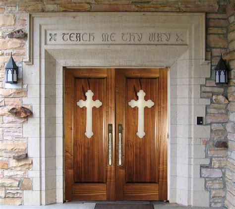 Attractive Exterior Church Crosses For Sale #1: Church_cross-door_wisconsin.jpg