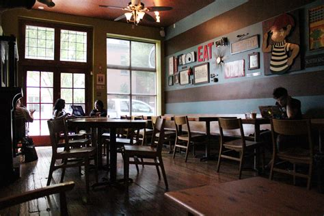 In St Louis Mud House Offers A Multi Roaster Roster And Eclectic Antiques