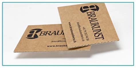 Visitenkarten Erstellen Günstig by Visitenkarten Bestellen G 252 Nstig