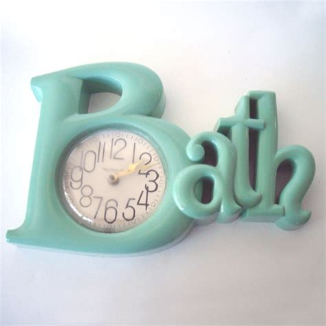 bathtub clock 17 best images about plaque a lackin on pinterest