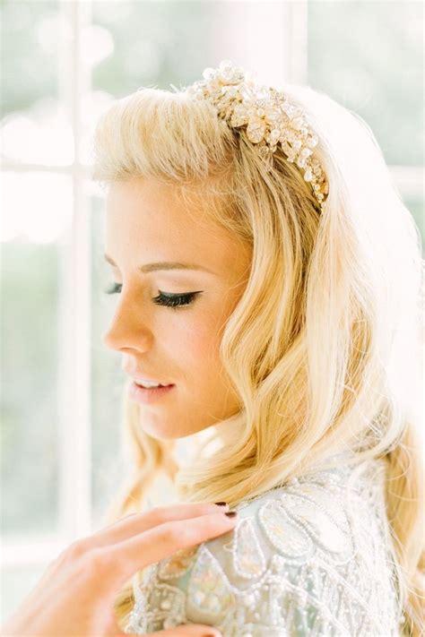 Vintage Wedding Hair Sheffield by 39 Best Winter Vintage Glam Wedding Inspiration Images On