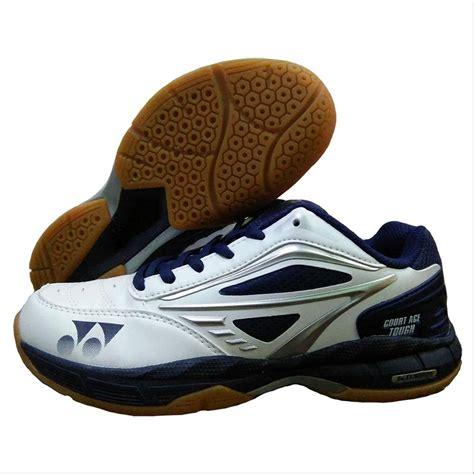 Ardiles Federer White Navy Badminton Shoes yonex court ace tough badminton shoes white navy and black buy yonex court ace tough badminton