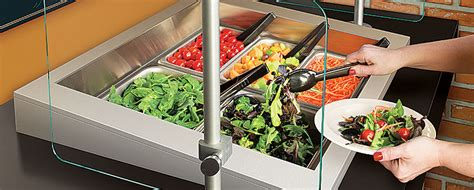 drop in refrigerated topping bar refrigerated salad bars drop in cold wells pre chilled
