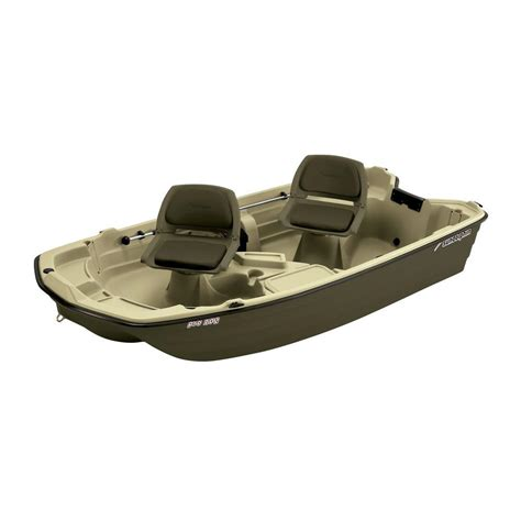 home depot boats sun dolphin pro 10 2 ft fishing boat bt102dg the home depot
