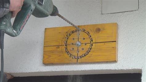 wanddurchbruch selber machen runden wanddurchbruch selber machen anleitung tipps