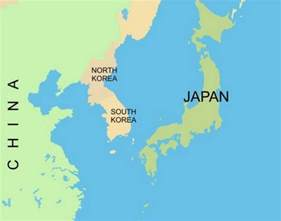 Outline Map Of China Korea And Japan by Korea Japan China Map