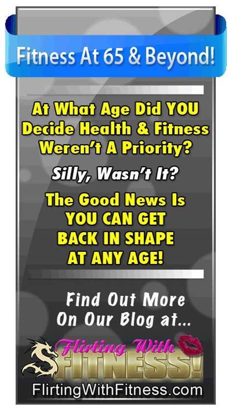 Health Getting Back In Shape In 2007 41 best images about seniors fitness on