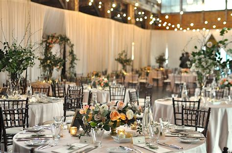 design event seattle peach sparkles and stripes a spring wedding at sodo park