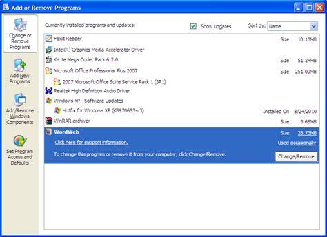 add or remove programs windows 7 k lite mega codec extreme pack 3 85 creenadener s diary