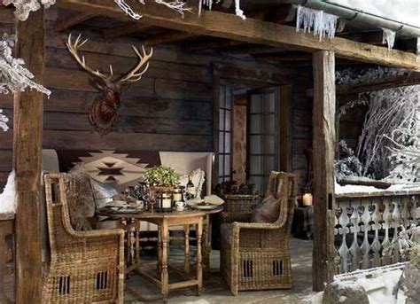 inspired home interiors alpine country home decor ideas rustic elegance from