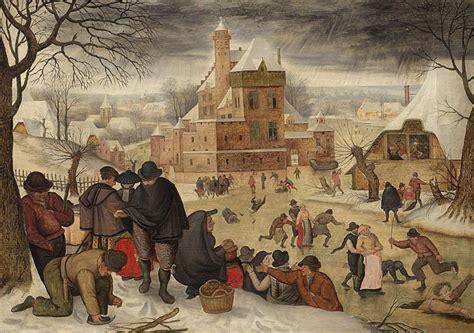 the bruegels lives and rompedas hell brueghel