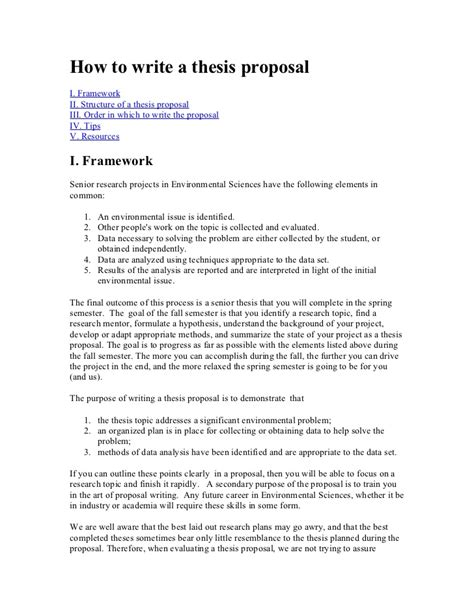 how do you write a thesis paper how to write a thesis