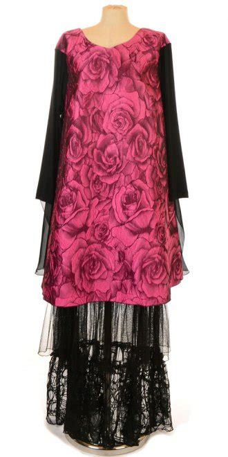 xenia design clothes xenia design magnificent black metallic pink multiway