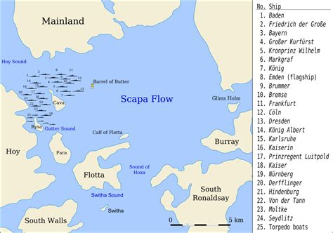 u boat in scapa flow file internment at scapa flow svg wikipedia