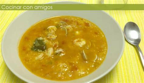 recetas de cocina de cuchara platos de cuchara sopas y cremas cocina