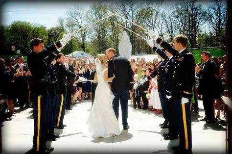 Wedding Arch Navy by Weddings Army Navy Air Marines Coast Guard