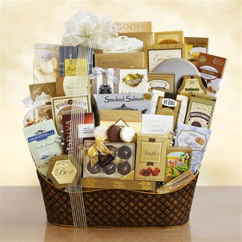 corporate holiday gifts baskets by the gift planner on