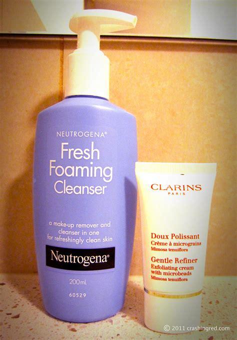 Toner Neutrogena fresh skin makeup remover cleanser mugeek vidalondon