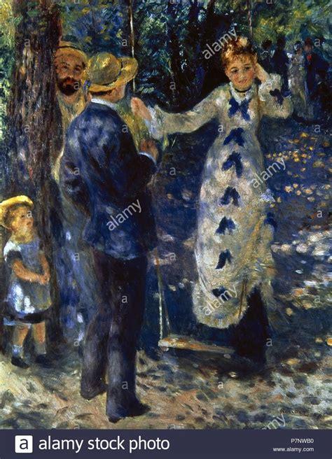 La Balancoire Renoir by Auguste Renoir 1841 1919 Franz 246 Sischer Maler
