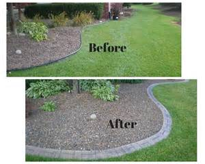 Landscape Decorative Edging Decorative Landscape Curbing 545 Lawn Care Inc