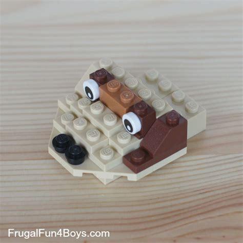 lego dog house instructions lego dog building instructions 4 5