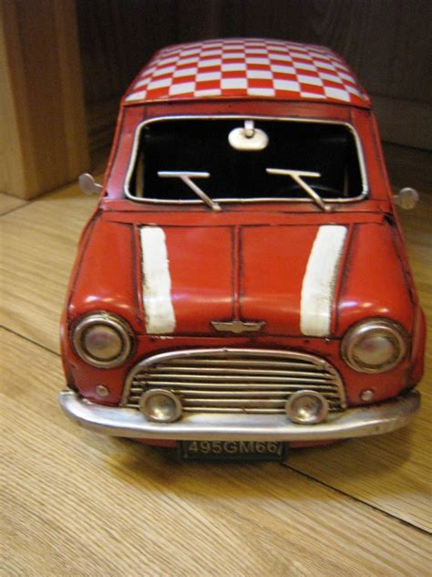 mini cooper ornament novelty home accessories the cornstore