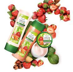 Nature Secrets Almond Strawberry Colour Care Hair Mask beautiful hair on 244 pins