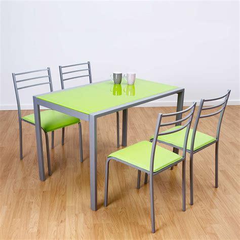 venta de mesas de cocina conjunto de mesa y 4 sillas alfa en colores muebles