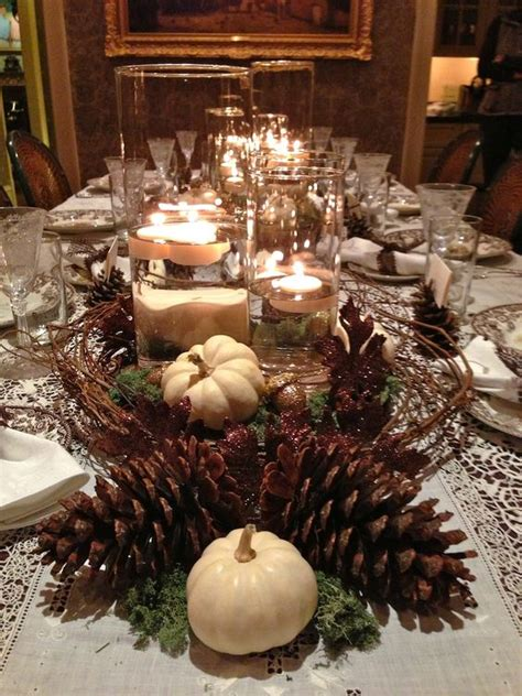 rustic tablescapes elegant thanksgiving tablescapes rustic elegant