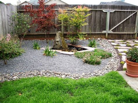 Backyard Ideas Cheap 20 Cheap Landscaping Ideas For Backyard Designrulz