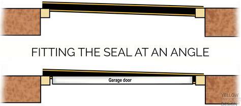 18 Garage Door Bottom Seal For Uneven Floor Commercial Overhead Door Missoula