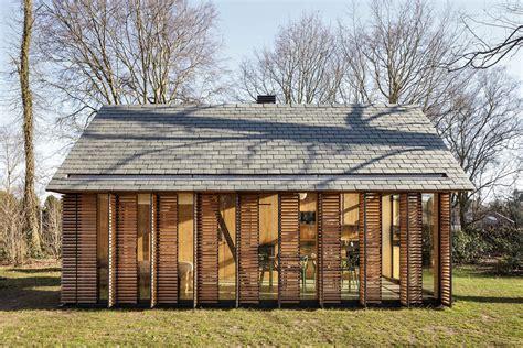 compact house compact recreation house by zecc architecten your no 1