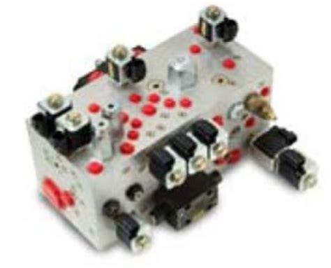 integrated hydraulic circuits tech corp valves tech corp