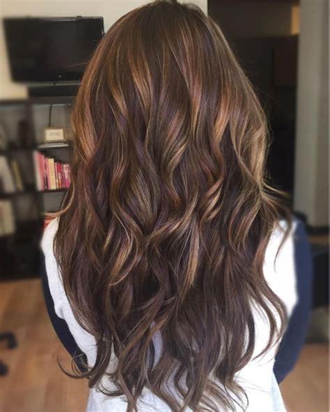 honey brown haie carmel highlights short hair honey caramel balayage custom colored extensions for this