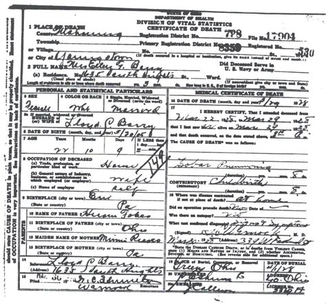 Mahoning County Divorce Records Usgenweb Archives Trumbull County Ohio