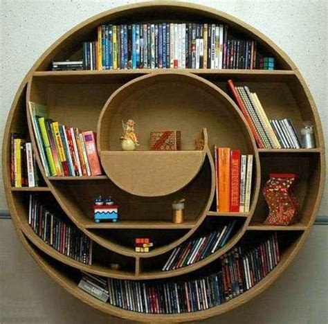 amazing and innovative bookshelf home design garden