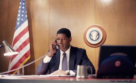 dennis haysbert character 24 10 fictional presidential characters that would make a