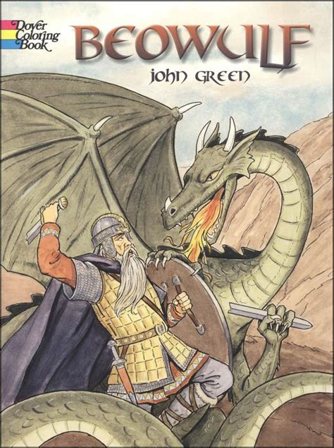 beowulf major themes beowulf coloring book 038753 details rainbow resource