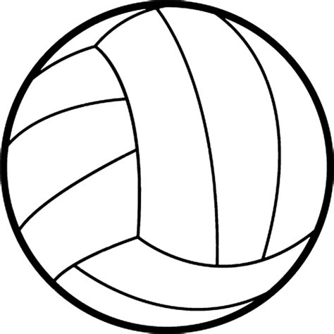 volleyball outline printable pink volleyball clip art clipart panda free clipart images