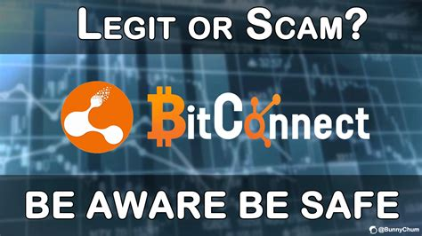 bitconnect safe is bitconnect profitable who is bitconnect be aware
