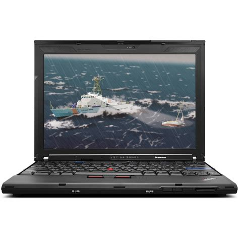 Laptop Lenovo Thinkpad X201i lenovo thinkpad x201i 12 1 quot notebook computer 3249mdu b h