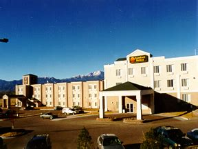 Comfort Inn And Suites Colorado Springs by Comfort Suites Colorado Springs Colorado Springs