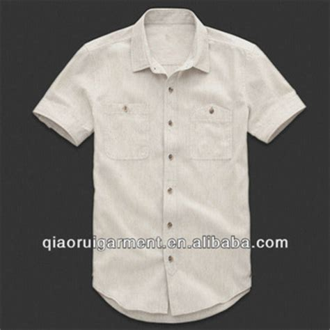 Sleeve Ctr 5in1 9 Month 1 s sleeve stylish two pocket casual linen cotton shirt buy pocket casual