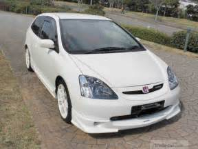 used honda civic type r 2003 for sale stock japanese