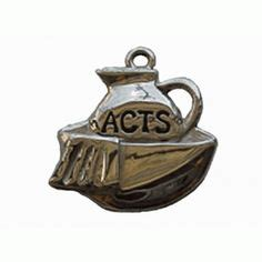 acts charms on sterling silver charms and