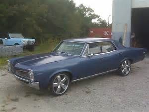 1966 Pontiac Tempest For Sale 1966 Pontiac Tempest Custom 4 Door No Post 326 V8