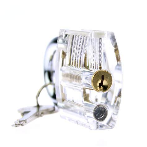 Gembok Transparan gembok transparan transparent jakartanotebook