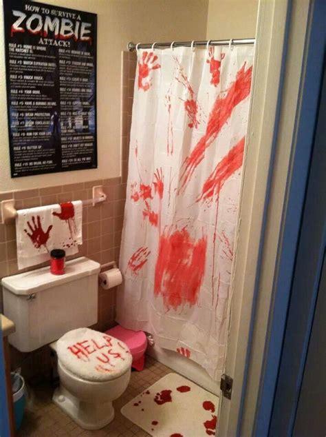 halloween bathroom decorating ideas zombie bathroom dream home pinterest toilets the o