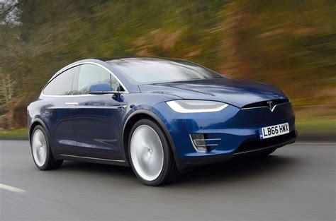 Tesla Model X Introduction Tesla Model X Review 2017 Autocar